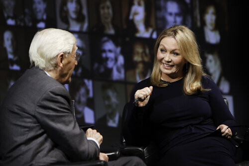 Event: A Life in Television: Sir Michael ParkinsonDate: 23rd November 2016Venue: BAFTA, 195 Piccadilly Host: Kirsty Young