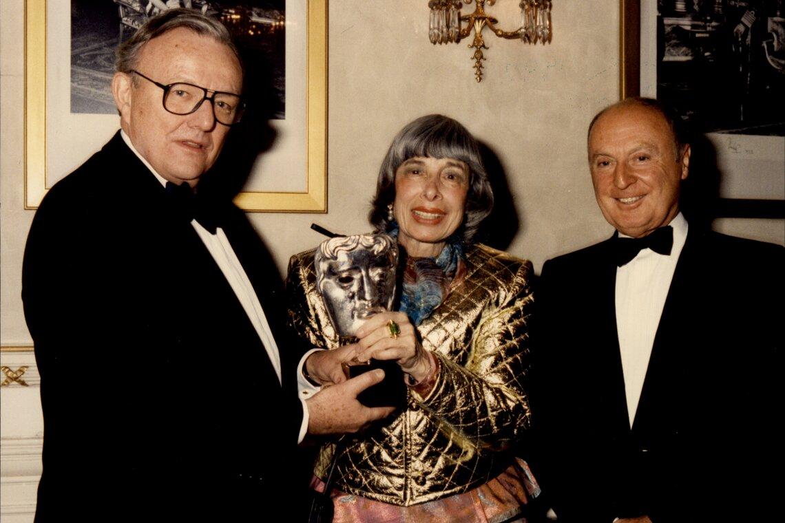 Event: Mitzi Cunliffe Special Award PresentationDate: Winter 1992