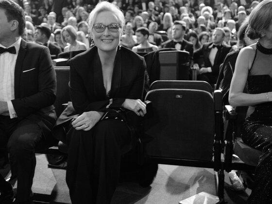 Event: EE British Academy Film AwardsDate: Sun 12th February 2017Venue: Royal Albert Hall, LondonHost: Stephen Fry-Area: Greg Williams Master-Set