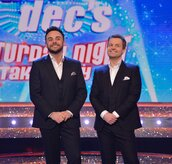 'Ant and Dec's Saturday Night Takeaway' TV Programme, London, UK - 04 Mar 2017