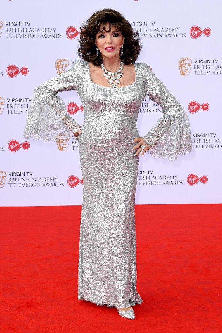Television Awards Red Carpet 2017