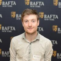 Rhys Jones BAFTA LA 2017 Scholar