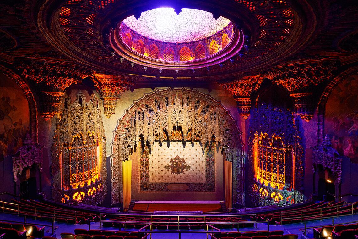 The Ace Hotel The Theatre Downtown LA