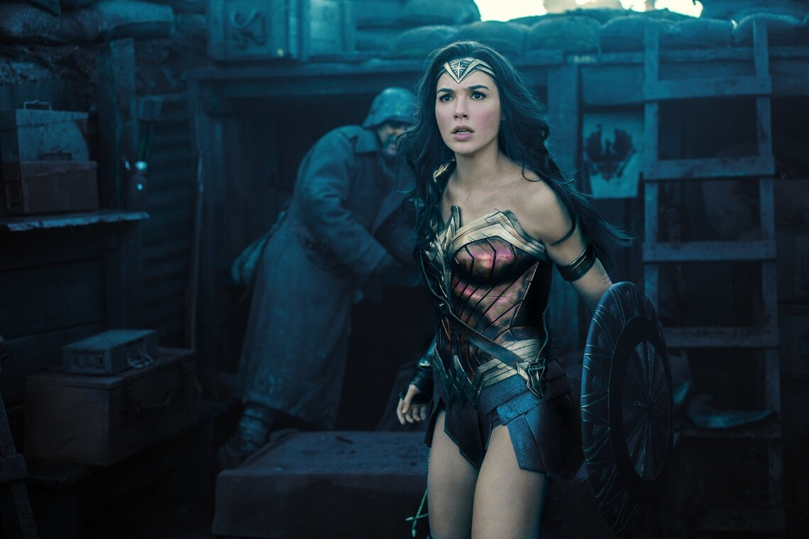 Wonderwoman press shot