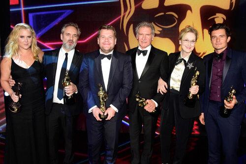 BESTPIX - 2015 Jaguar Land Rover British Academy Britannia Awards Presented by American Airlines - Inside