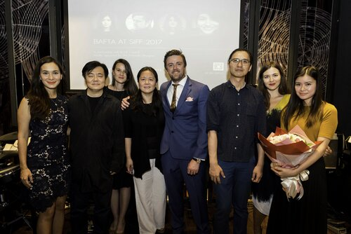 Event: BAFTA and British Council Afternoon TeaDate: Sunday 18 June 2017Venue: Salon de Ning, The Peninsula Hotel, Shanghai-Area: Reception