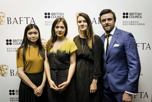 Event: BAFTA and British Council Afternoon TeaDate: Sunday 18 June 2017Venue: Salon de Ning, The Peninsula Hotel, Shanghai-Area: Portraits