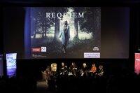 Event: Requiem Screening + Q&AVenue: Cineworld, CardiffDate: Monday 29th Janaury 2018Host: Lucy Owen