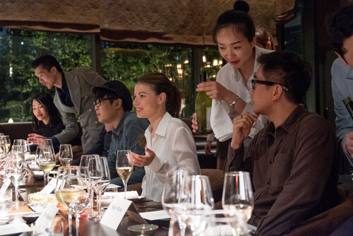 Event: BAFTA Asia VIP Dinner at SIFFDate: Saturday 23 June 2018Venue: The Middle House, Shanghai, China-