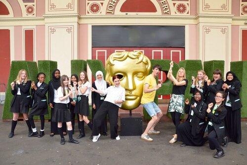 Event: BAFTA Kids: Big School DayDate: Tuesday 26 June 2018Venue: Alexandra Palace, LondonHosts: Naomi Wilkinson, Ed Petrie & Lindsey Russell-