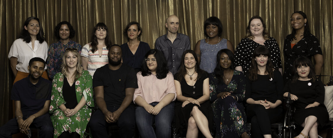 Event: BAFTA Elevate Launch Date: Wednesday 27 June 2018Venue: BAFTA, 195 Piccadilly, London-Area: Group Shot