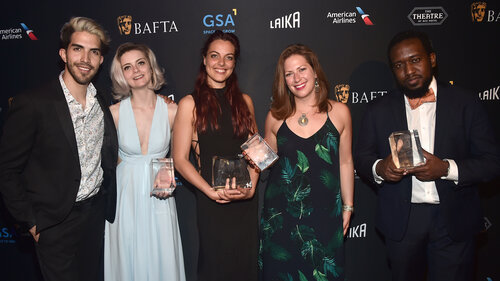 Event: BAFTA Student Film AwardsDate: Friday 29 June 2018 Venue: Theatre, Ace Hotel , Los Angeles-