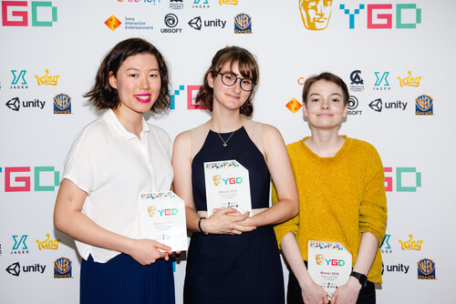 Event: BAFTA Young Games Designer AwardsDate: Saturday 7 July 2018Venue: BAFTA, 195 Piccadilly, LondonHosts: Aoife Wilson & Julia Hardy-Area: Winners Portraits