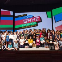 Event: BAFTA Young Games Designer AwardsDate: Saturday 7 July 2018Venue: BAFTA, 195 Piccadilly, LondonHosts: Aoife Wilson & Julia Hardy-Area: Group Shot