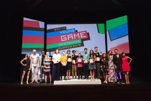 BAFTA Announces Winners of Young Game Designers ...