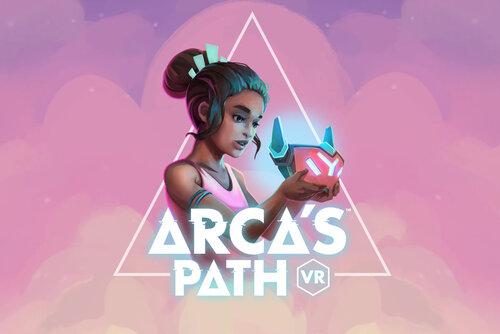 Arca's Path Key Art