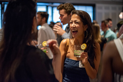 Event: BAFTA Los Angeles Newcomers Program MixerDate: Thursday 26 July 2018Venue: The London, West Hollywood, Los Angeles-