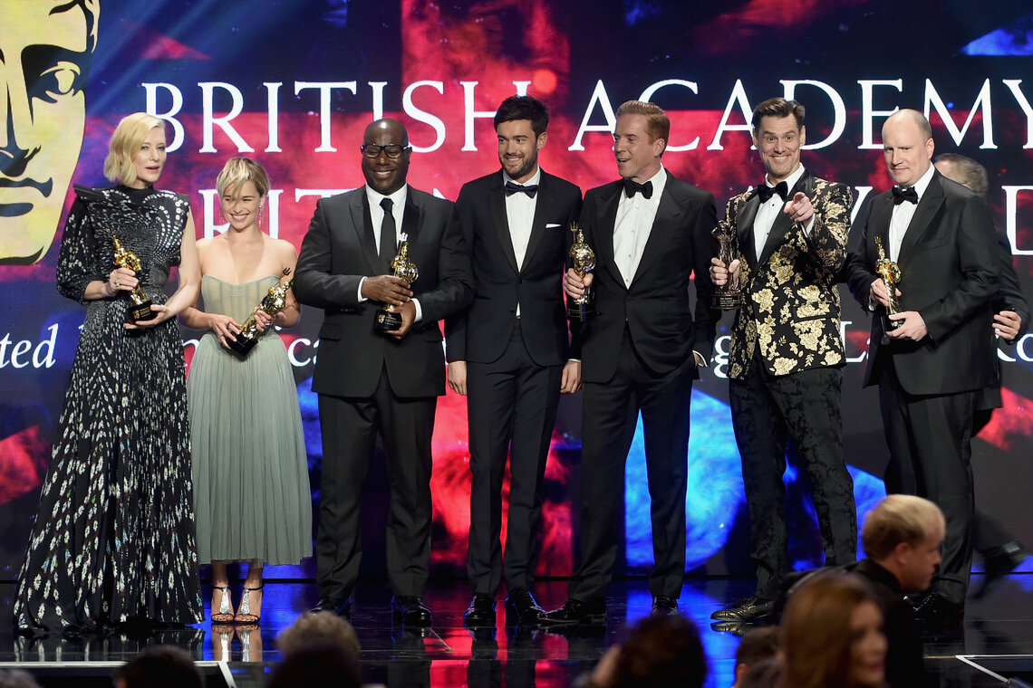 Event: British Academy Britannia Awards presented by Jaguar Land Rover and American AirlinesDate: Friday 26 October 2018Venue: The Beverly Hilton Hotel, Beverly Hills, Los AngelesHost: Jack Whitehall-Area: Ceremony