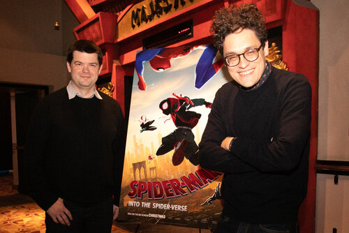 Event: Spider Man: Into the Spider-Verse Screening with Q&ADate: Sunday 9 December 2018Venue: AMC Loews Lincoln Square, 1998 Broadway @68th Street, New YorkHost: Daniel Montgomery-
