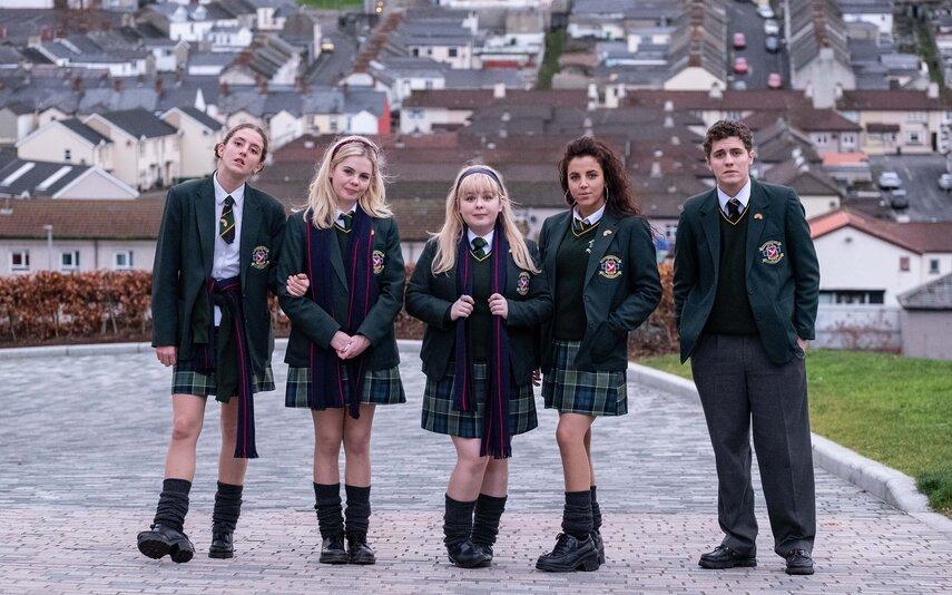 Derry Girls | TV Q+A | BAFTA Guru