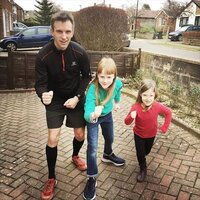 David Storr Marathon Training