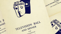 Brochure covers of the Guild of Television Producers and Directors Television Ball and Dinner