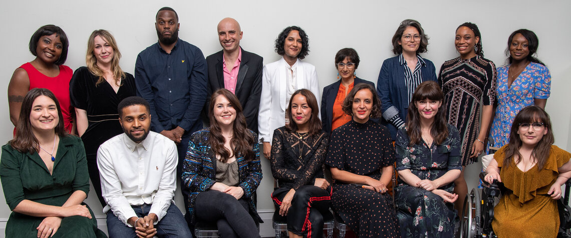 Event: Elevate Closing ReceptionDate: Wednesday 19 June 2019Venue: BAFTA, 195 Piccadilly, London-