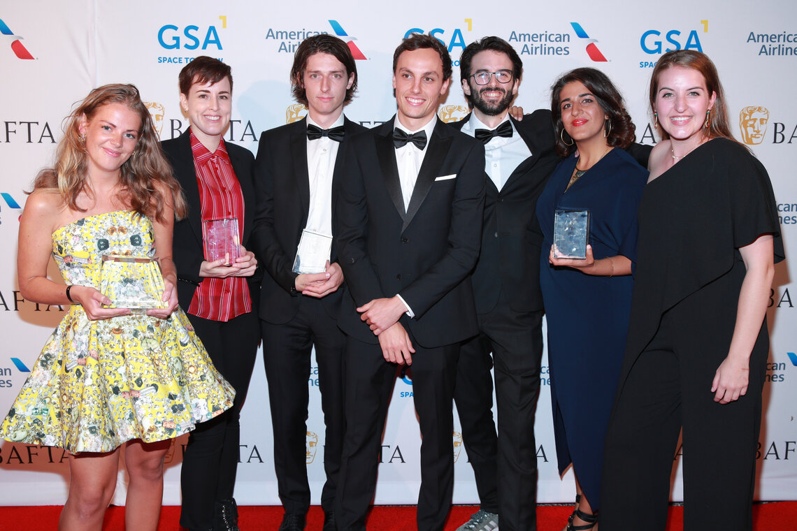 Event: BAFTA Student Film Awards presented by Global Student Accommodation Date: Tuesday 9 July 2019Venue: The Eli and Edythe Broad Stage, 1310 11th St, Santa Monica-Area: Press Room