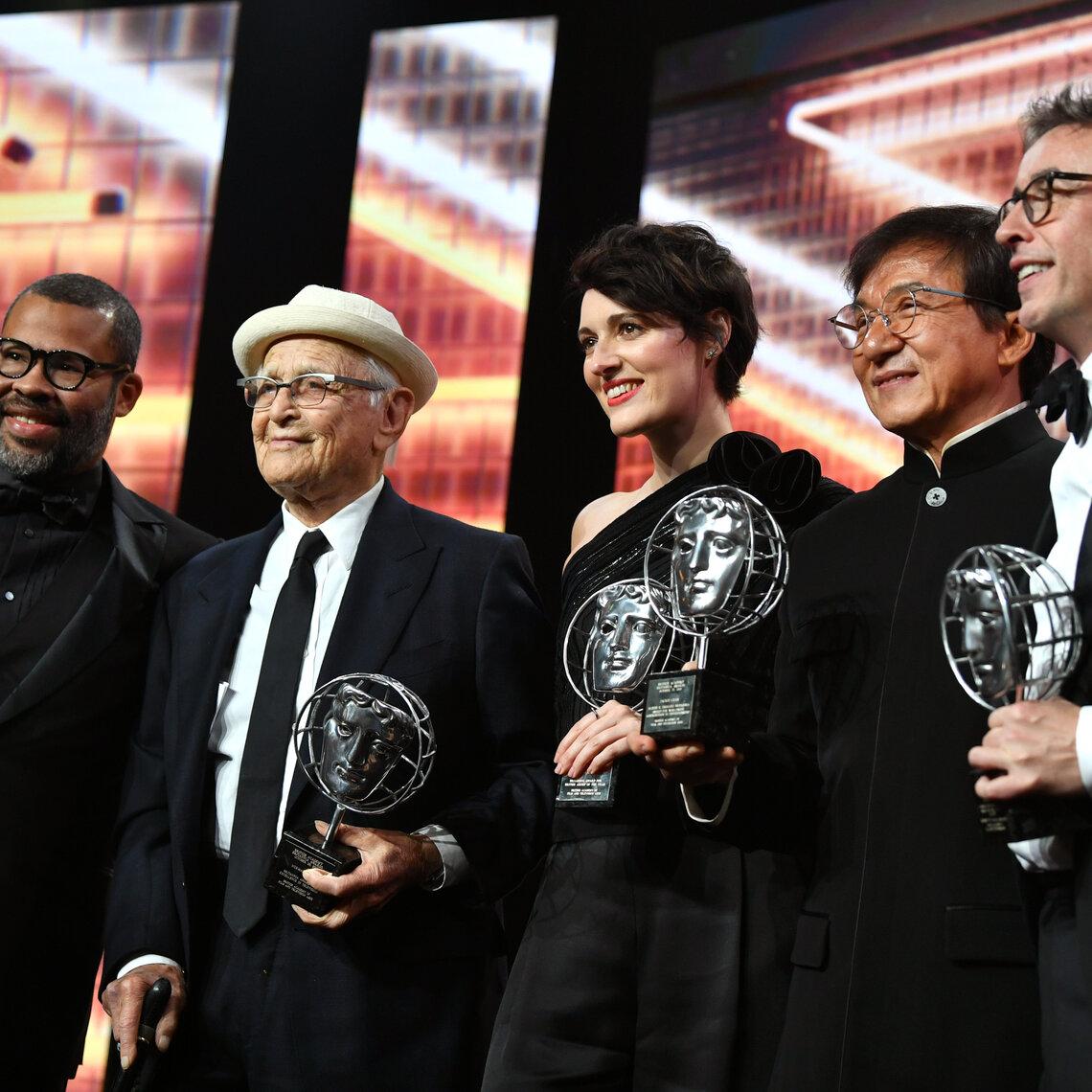Event: British Academy Britannia AwardsDate: Friday 25 October 2019Venue: The Beverly Hilton, 9876 Wilshire Blvd, Beverly Hills, CA 90210 Host: James Veitch-Area: