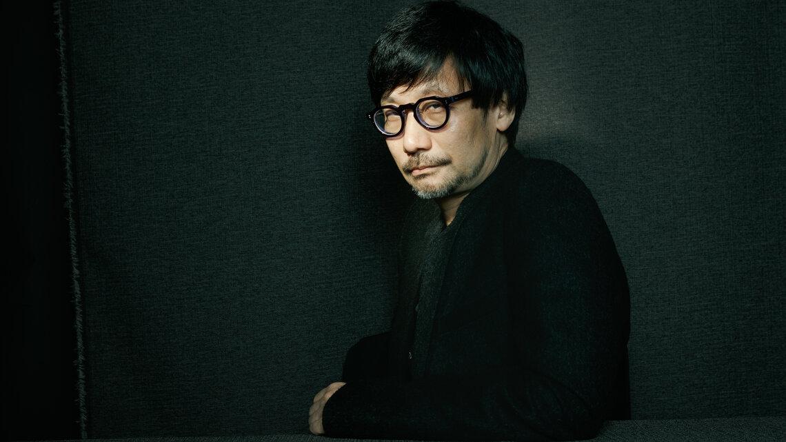 The Fellowship – Hideo Kojima   BAFTA